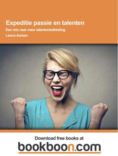 E-boek passie en talenten
